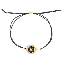 Buy Ted Baker Ellysia Large Button Cord Bracelet Online at johnlewis.com