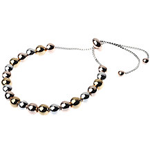 Buy Adele Marie Adjustable Beaded Bracelet Online at johnlewis.com