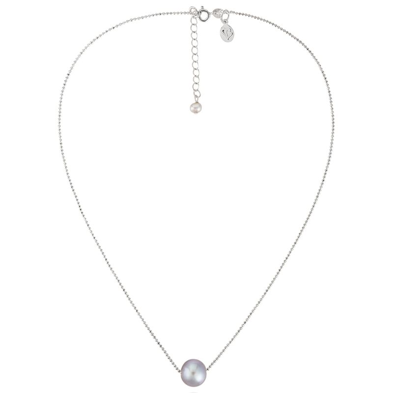 Claudia Bradby Claudia Bradby Essential Moving Freshwater Pearl Chain Necklace