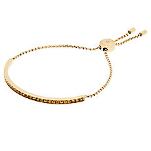 Buy Michael Kors Pave Slider Friendship Bracelet Online at johnlewis.com