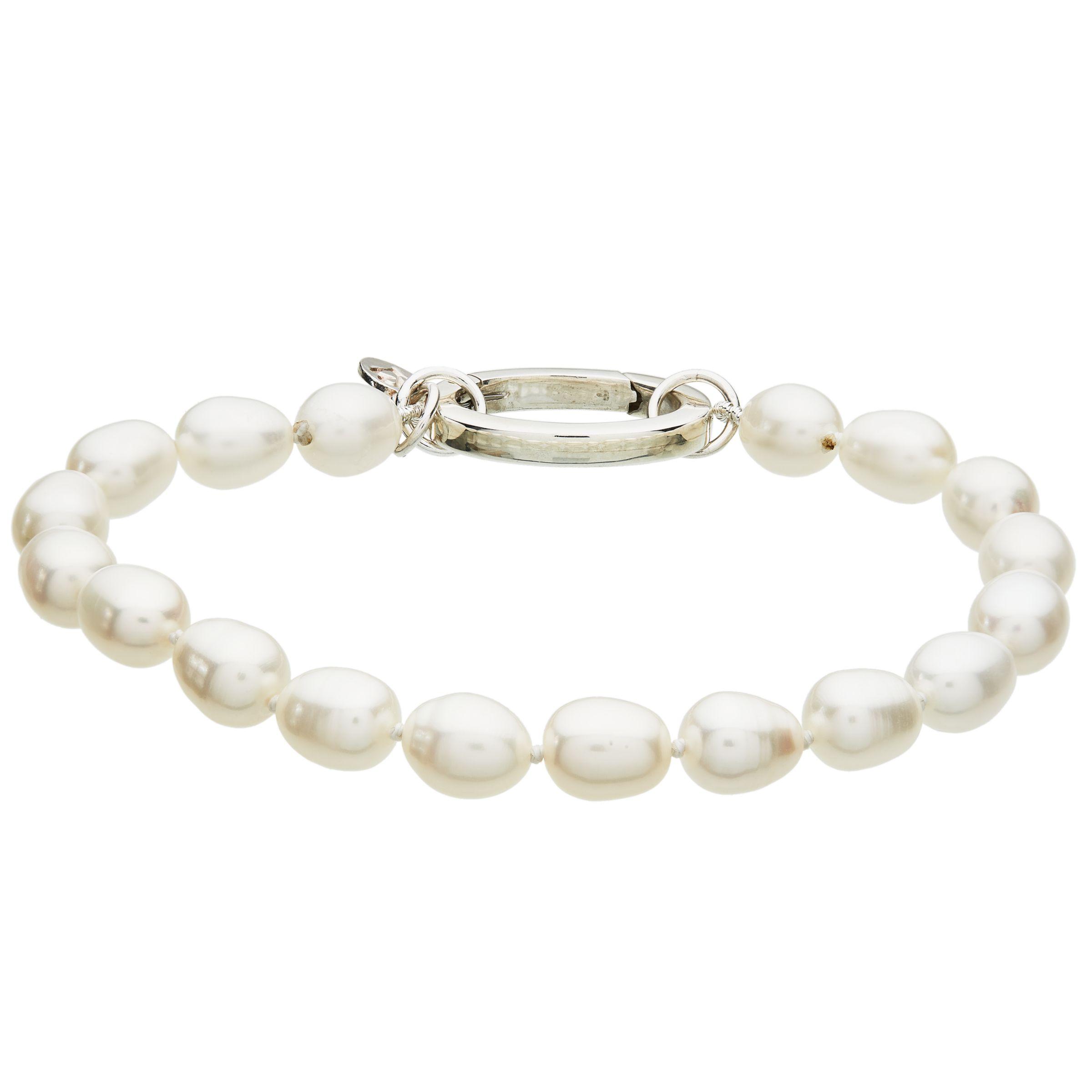 Claudia Bradby Claudia Bradby Rice Pearl Bracelet