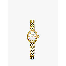 Buy Rotary Women's Cocktail Bracelet Strap Watch Online at johnlewis.com