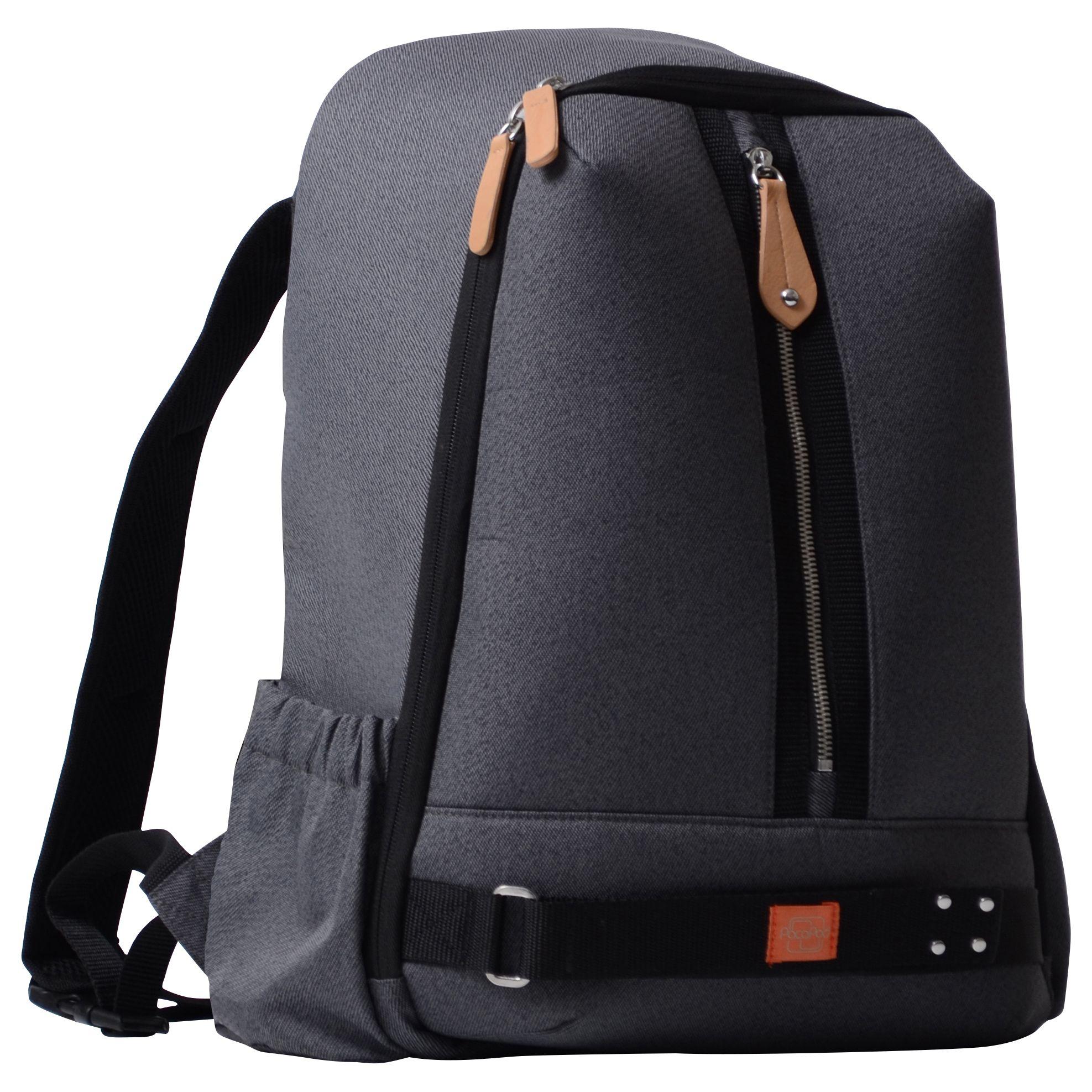 PacaPod PacaPod Picos Pack Changing Bag, Black Charcoal