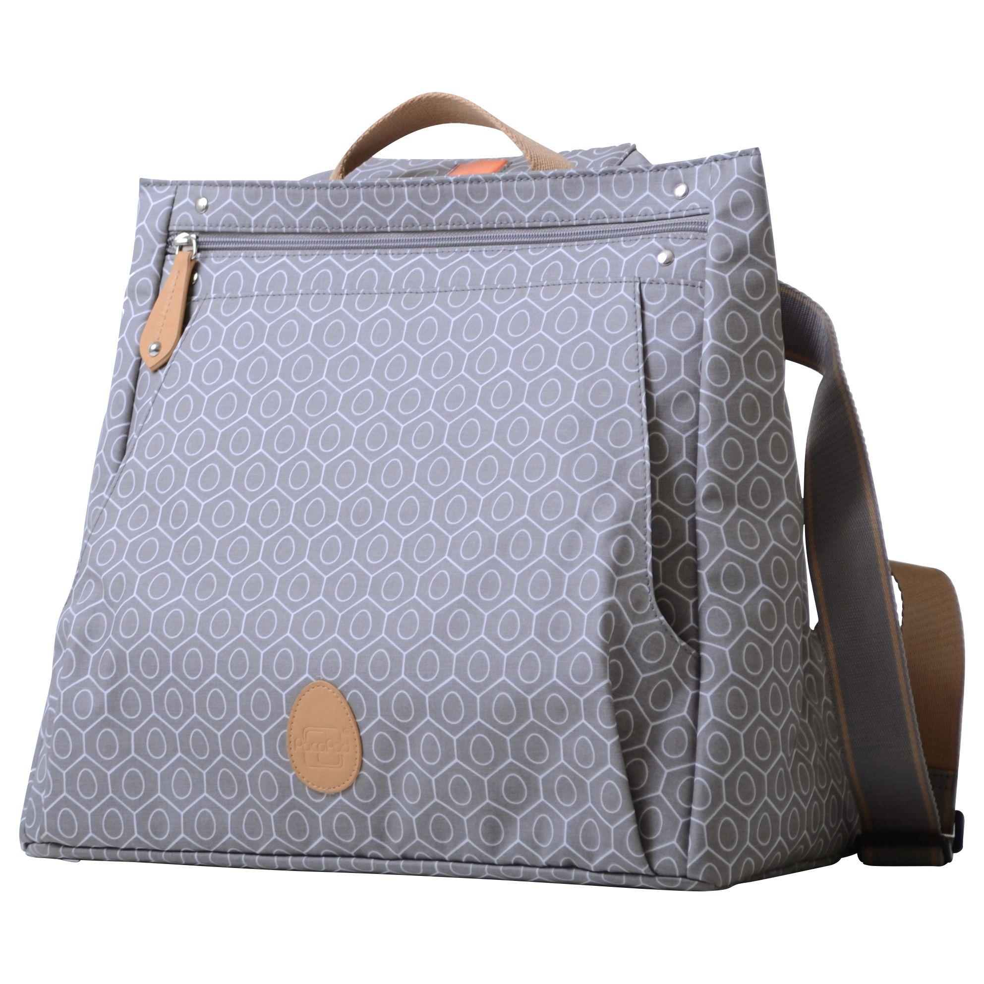 PacaPod PacaPod Lewis Changing Bag, Dove Tile