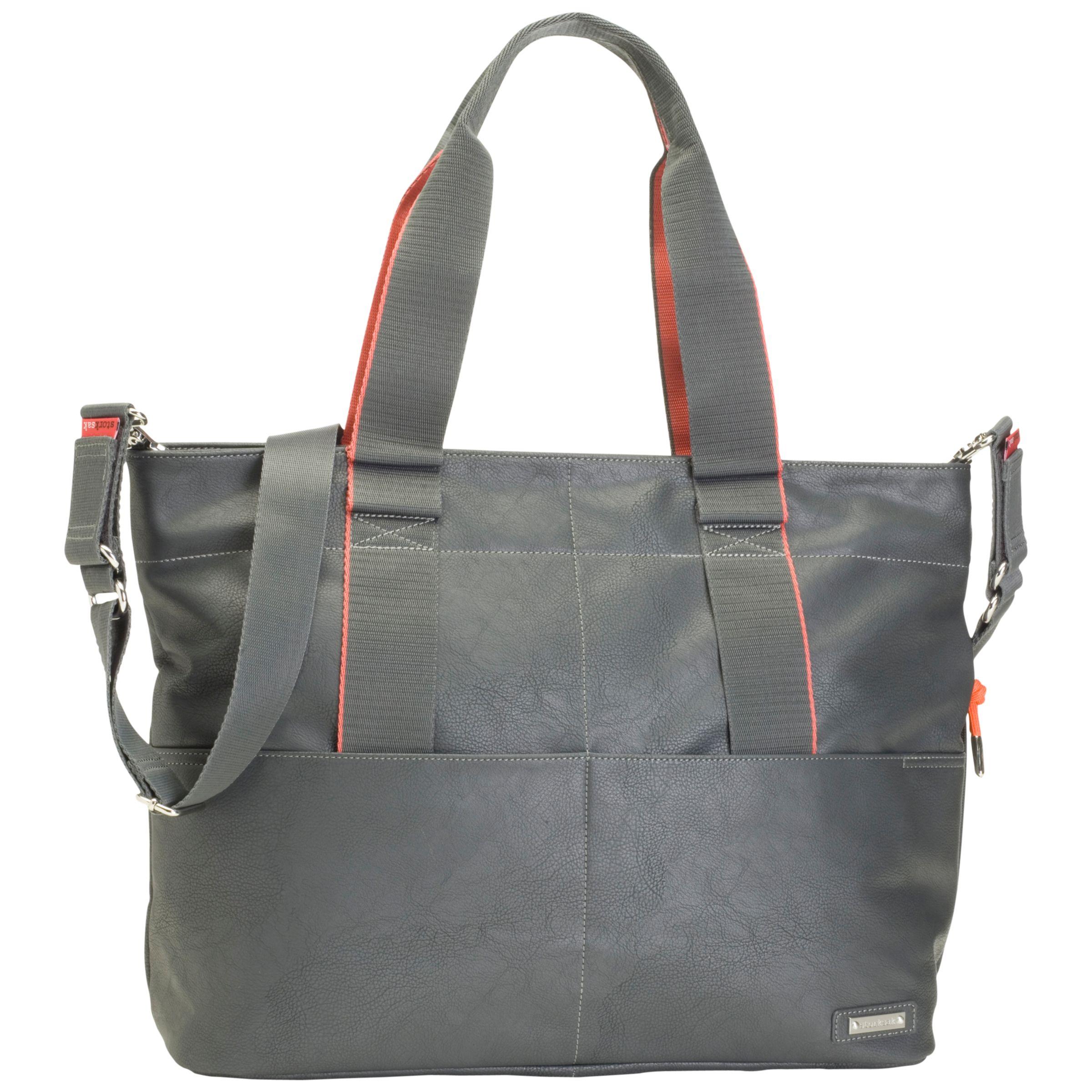 Storksak Storksak Eden Changing Bag, Grey