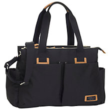 Buy Storksak Travel Shoulder Changing Bag Online at johnlewis.com
