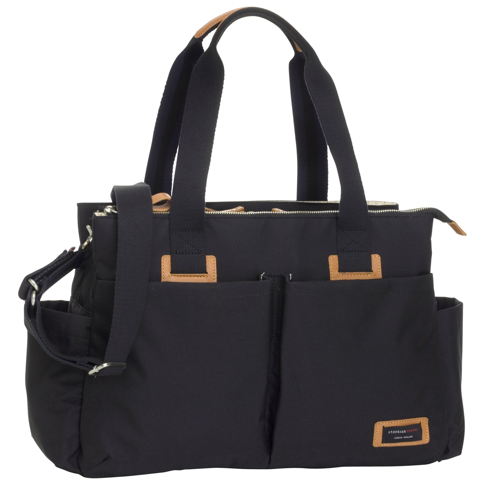 Storksak Storksak Travel Shoulder Changing Bag