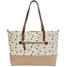 Buy Pink Lining Notting Hill Tulips Tote Changing Bag Online at johnlewis.com