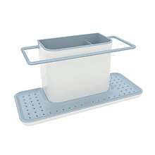 Buy Joseph Joseph Large Sink Caddy, Blue Grey Online at johnlewis.com