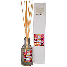 Buy Cole & Co Apple Blossom and Plum Diffuser, 200ml Online at johnlewis.com
