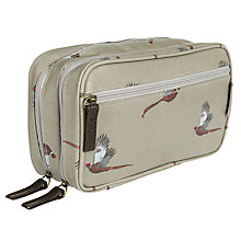 Buy Sophie Allport Pheasant Toiletries Bag Online at johnlewis.com