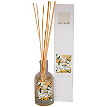 Buy Cole & Co Jasmine and Ylang Ylang Diffuser, 200ml Online at johnlewis.com