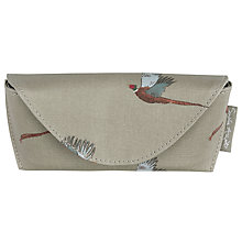 Buy Sophie Allport Pheasant Glasses Case Online at johnlewis.com