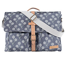 Buy Brakeburn Floral Satchel, Charcoal Online at johnlewis.com