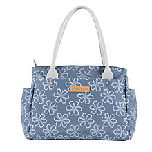 Buy Brakeburn Rope Day Bag, Blue Online at johnlewis.com