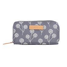 Buy Brakeburn Floral Purse, Charcoal Online at johnlewis.com