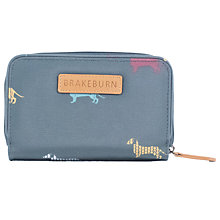 Buy Brakeburn Sausage Dog Wallet, Green Online at johnlewis.com