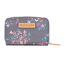 Buy Brakeburn Blossom Wallet, Black Online at johnlewis.com