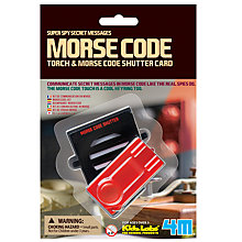Buy Kidz Labs Morse Code Torch Online at johnlewis.com