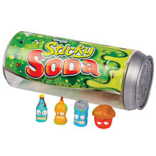 Buy The Grossery Gang Sticky Soda Online at johnlewis.com