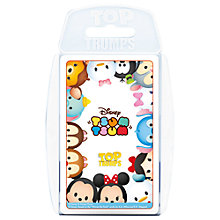 Buy Top Trumps Disney Tsum Tsum Online at johnlewis.com