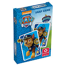 Buy Paw Patrol Snap Game Online at johnlewis.com
