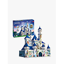 Buy Ravensburger Disney Castle 3D Puzzle, 216 Pieces Online at johnlewis.com