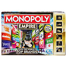 Buy Monopoly Empire Board Game Online at johnlewis.com