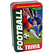 Buy Football Trivia Game Online at johnlewis.com