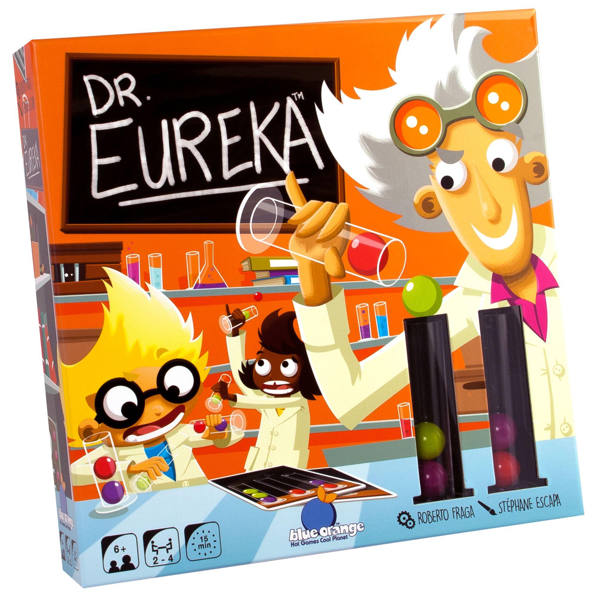 Paul Lamond Games Dr Eureka Game