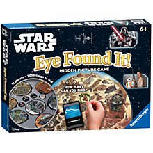 Buy Ravensburger Star Wars Eye Found It! Game Online at johnlewis.com