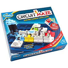 Buy ThinkFun Circuit Maze Game Online at johnlewis.com