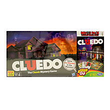 Buy Cluedo Full Board & Travel Game Online at johnlewis.com