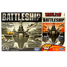Buy Battleship Full Board & Travel Games Online at johnlewis.com