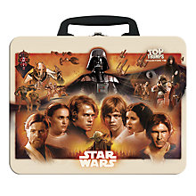 Buy Top Trumps Star Wars Tin Online at johnlewis.com