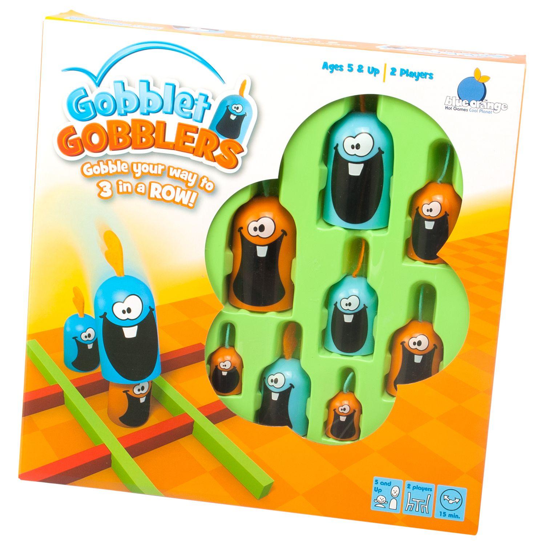 Paul Lamond Games Gobblet Gobblers Board Game