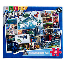 Buy Thunderbirds Are Go International Rescue Puzzle Online at johnlewis.com