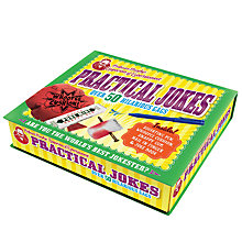 Buy Professor Murphy's Emporium of Entertainment Practical Jokes Box Set Online at johnlewis.com