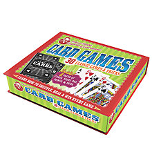 Buy Professor Murphy's Emporium of Entertainment Card Games Box Set Online at johnlewis.com