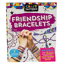 Buy Craft Factory Friendship Bracelets Online at johnlewis.com