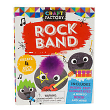 Buy Craft Factory Rock Band Online at johnlewis.com