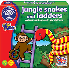 Buy Orchard Toys Jungle Snakes & Ladders Game Online at johnlewis.com