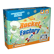 Buy Science4you Rocket Factory Kit Online at johnlewis.com