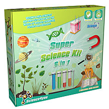 Buy Science4you 6 in 1 Super Science Kit Online at johnlewis.com
