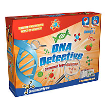 Buy Science4you DNA Detective Criminal Investigation Kit Online at johnlewis.com