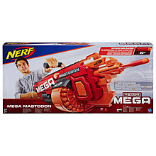 Buy Nerf N-Strike Mega Mastodon Blaster Online at johnlewis.com