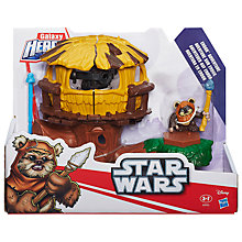 Buy Star Wars Playskool Galaxy Heroes Endor Adventure Online at johnlewis.com