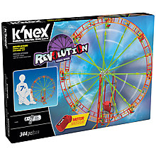 Buy K'Nex Revolution Ferris Wheel Building Set Online at johnlewis.com