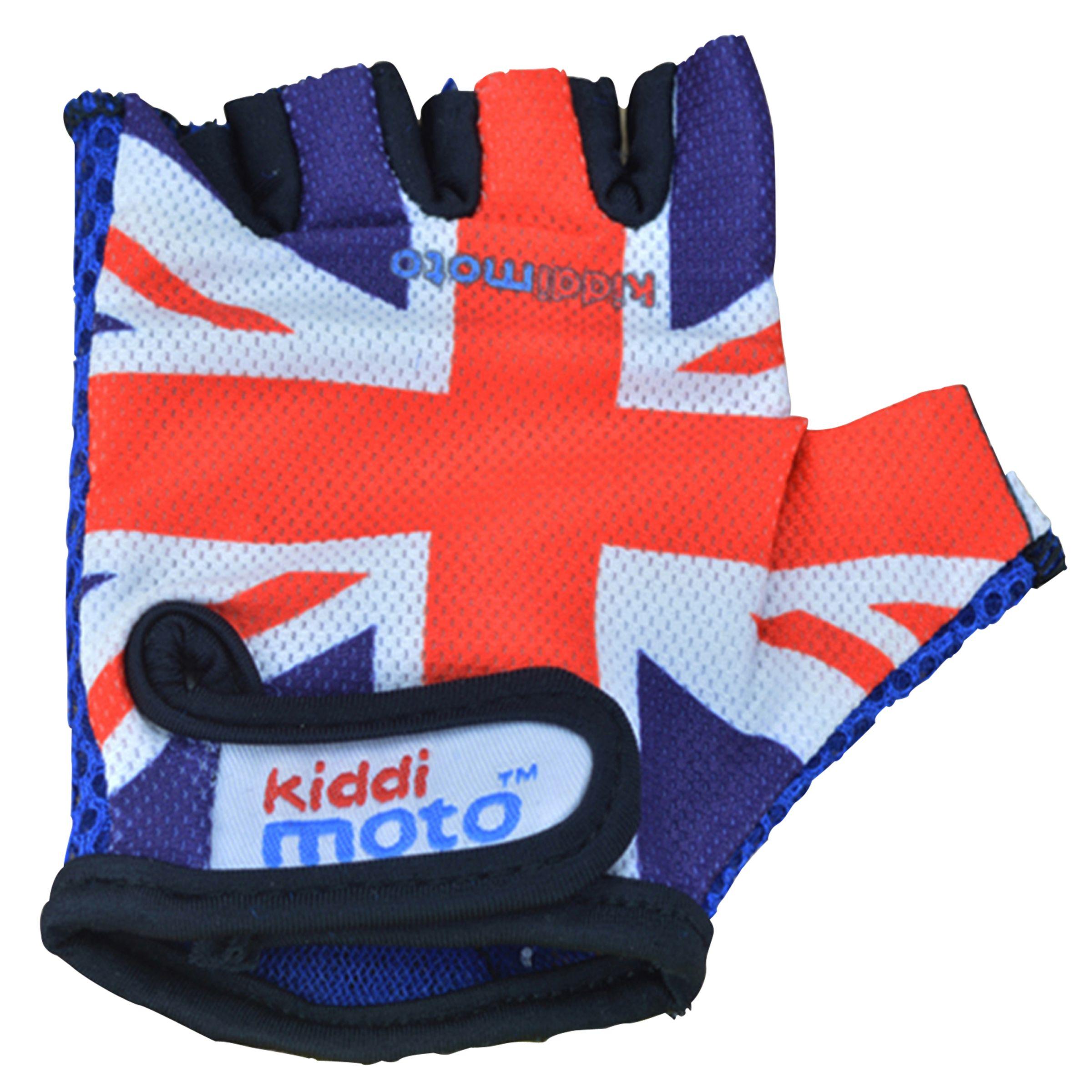 Kiddimoto Kiddimoto Gloves, Red, Small