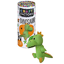 Buy Craft Factory Dinosaur Online at johnlewis.com
